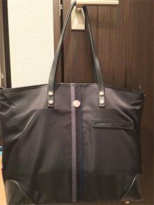 オロビアンコのトートバッグです。使いやすいよ!!