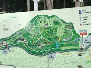 小田原こどもの森公園わんぱくらんど、かなり結構広いね