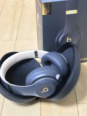 Beats Studio3のシャドーグレーを購入