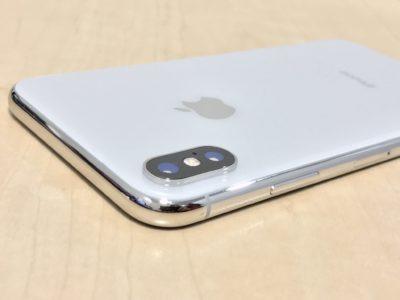 iPhoneXを裸で使う、今のところかすり傷一つなし!