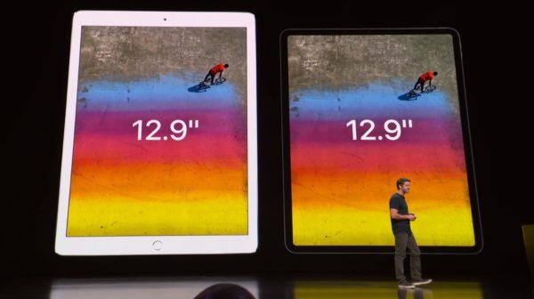 新型iPad Pro12.9インチ