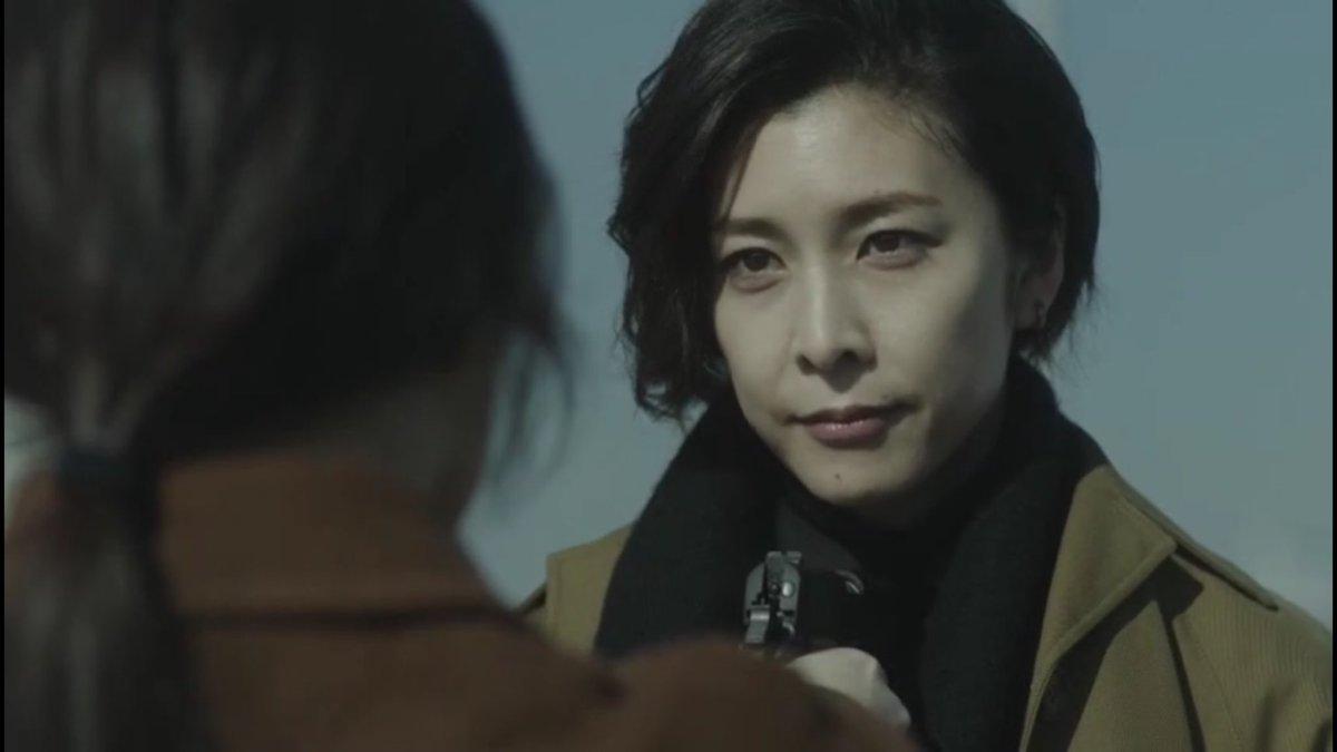 竹内結子の衣装「シャーロック」「アライフ」・CM「サッポロ一番