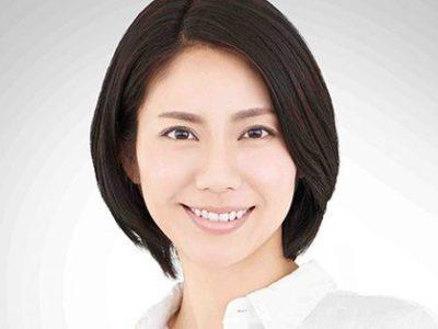 松下奈緒の髪型