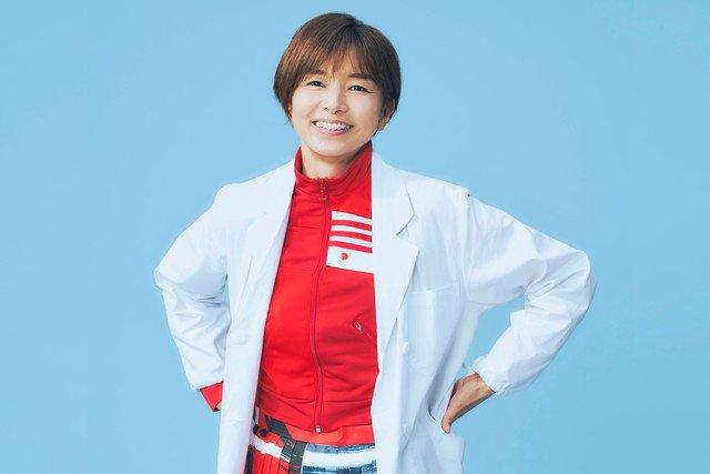山口智子の髪型「監察医朝顔」